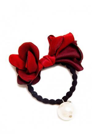 Резинка Kameo-Bis. Цвет: бордовый