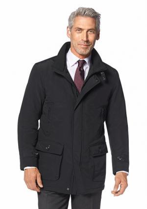 Куртка STUDIO COLETTI. Цвет: черный