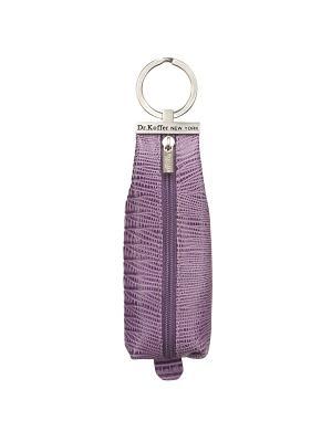 Ключница Dr. Koffer. Цвет: фиолетовый