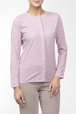 Рубашка WOLF EMPIRE. Цвет: розовый