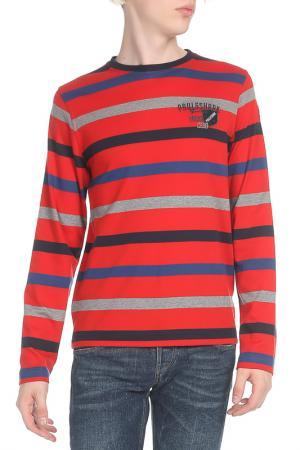 Пуловер Paul & Shark. Цвет: синий, красный, серый