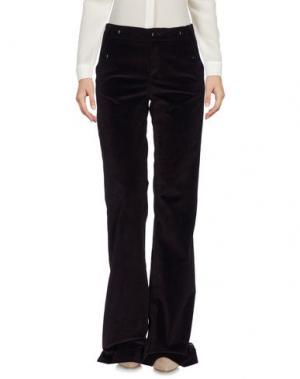 Повседневные брюки THE SEAFARER. Цвет: баклажанный