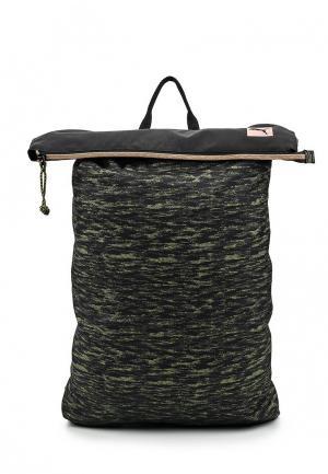 Рюкзак PUMA. Цвет: хаки