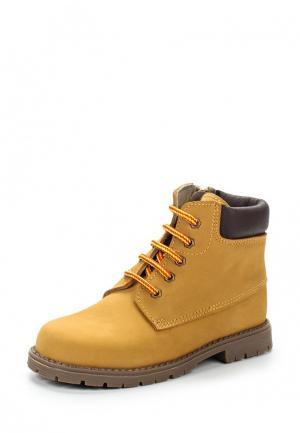 Ботинки Barritos. Цвет: оранжевый
