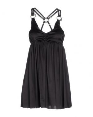 Короткое платье CYCLE. Цвет: черный