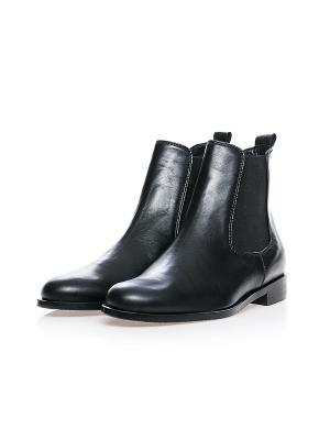 Ботинки Alberto Zago. Цвет: черный