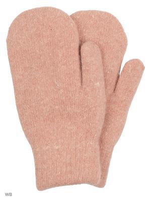 Варежки UFUS. Цвет: розовый