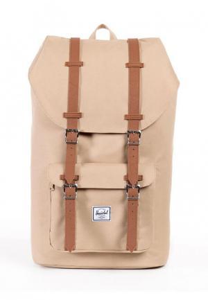 Рюкзак Herschel Supply Co. Цвет: бежевый