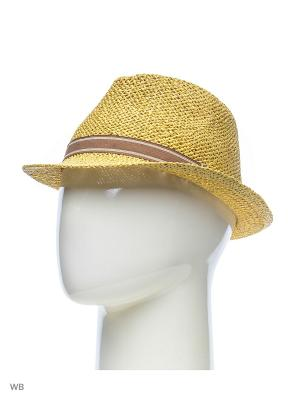 Шляпы Maxval. Цвет: желтый