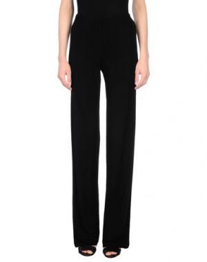 Повседневные брюки BARBON. Цвет: черный