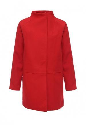 Пальто Troll. Цвет: красный
