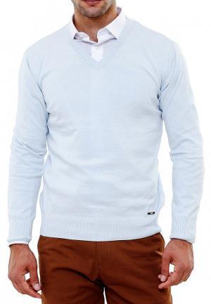 Пуловер Wessi. Цвет: голубой