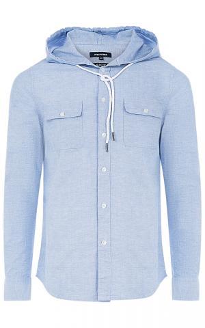 Мужская рубашка с капюшоном Jorg weber