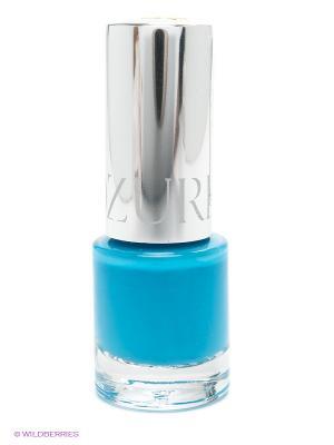 Лак для ногтей Гламур YLLOZURE. Цвет: голубой