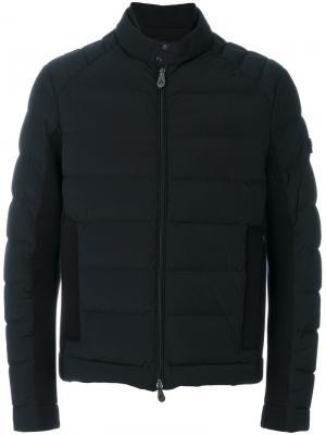 Пуховая куртка Peuterey. Цвет: чёрный