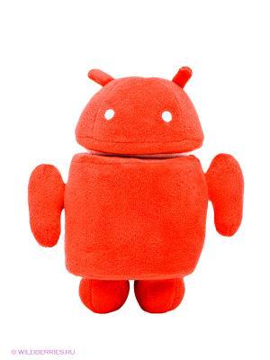 Плюшевая игрушка Android. Цвет: красный
