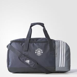 Спортивная сумка Манчестер Юнайтед  Performance adidas. Цвет: белый