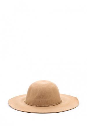 Шляпа Concept Club. Цвет: коричневый