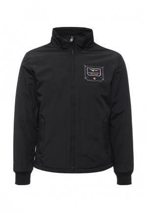 Куртка Aeronautica Militare. Цвет: черный