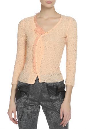 Блуза One Step. Цвет: персиковый