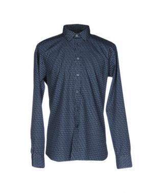 Pубашка JEY COLE MAN. Цвет: стальной серый