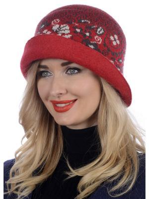 Шляпа Сиринга. Цвет: красный