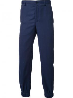 Зауженные брюки Éditions M.R. Цвет: синий