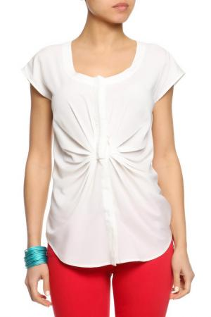 Блуза SEVENTY. Цвет: белый