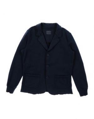 Пиджак EDDIE PEN. Цвет: темно-синий