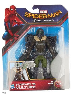 Фигурки паутинный город 15 см Spider-Man. Цвет: черный, темно-зеленый