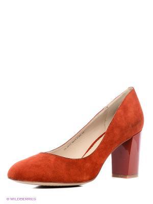 Туфли Lisette. Цвет: красный