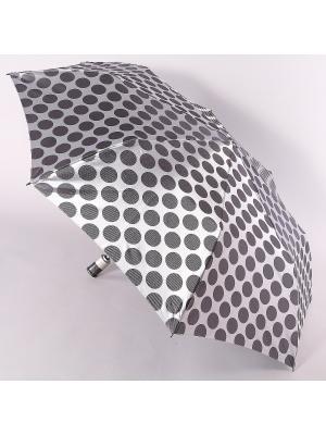 Зонт Zest. Цвет: серебристый