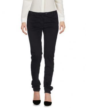 Повседневные брюки ALPHA STUDIO. Цвет: стальной серый