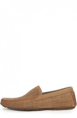 Мокасины Aldo Brue. Цвет: светло-коричневый