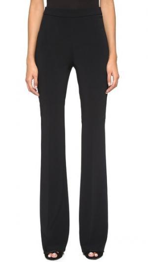 Расклешенные брюки Cady Giambattista Valli. Цвет: голубой