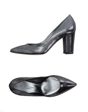Туфли FAUZIAN JEUNESSE. Цвет: свинцово-серый