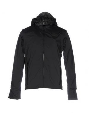 Куртка MOMO DESIGN. Цвет: черный
