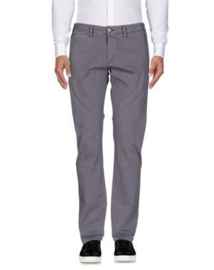 Повседневные брюки ALV ANDARE LONTANO VIAGGIANDO. Цвет: сиреневый