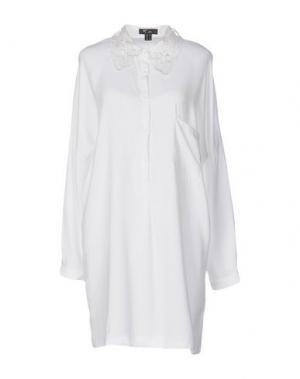 Блузка CUTIE. Цвет: белый