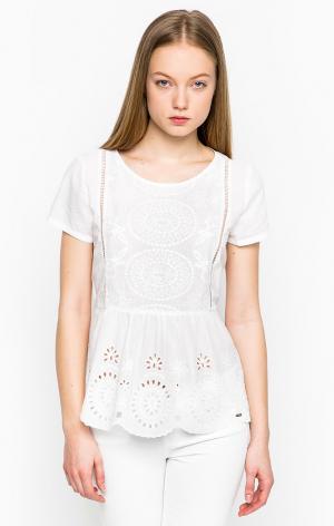 Блуза Cinque. Цвет: белый