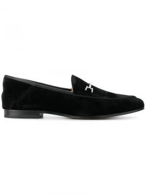 Buckled loafers Sam Edelman. Цвет: чёрный
