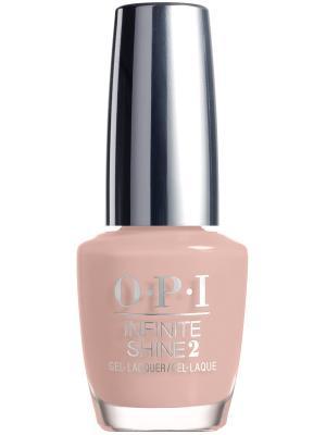 Лак для ногтей No Strings Attached, 15 мл OPI. Цвет: бледно-розовый