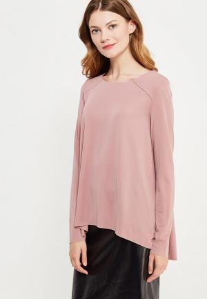 Блуза Zarina. Цвет: розовый