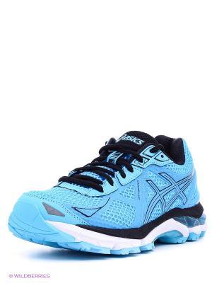 Беговые  кроссовки Gt-2000 3 Lite-Show ASICS. Цвет: голубой, черный
