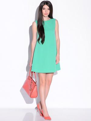 Платье Colambetta. Цвет: зеленый