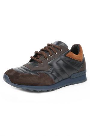 Ботинки Baldinini. Цвет: черный, коричневый