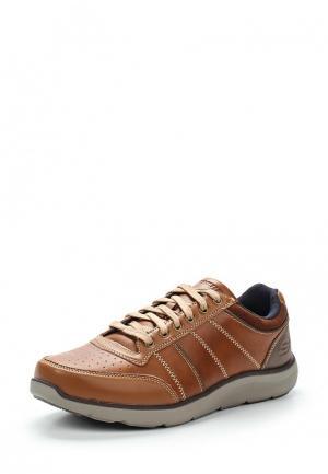 Кроссовки Skechers. Цвет: коричневый