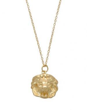 Ожерелье IOSSELLIANI. Цвет: золотистый