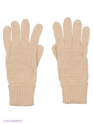 Перчатки Maxval. Цвет: светло-бежевый