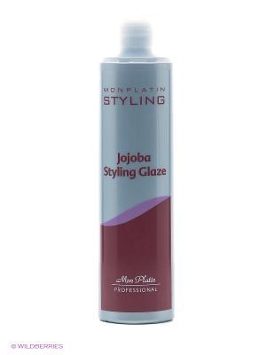 Средство для укладки волос Жожоба глейз, 250 мл Mon Platin DSM. Цвет: серый